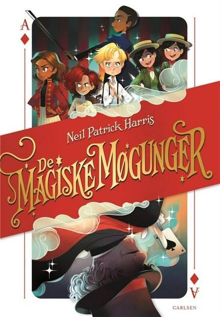 De Magiske Møgunger (1) - Den første historie af Neil Patrick Harris