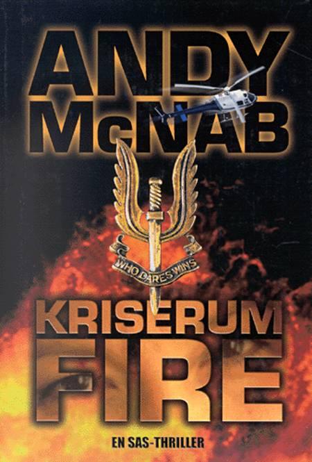 Kriserum fire af Andy McNab