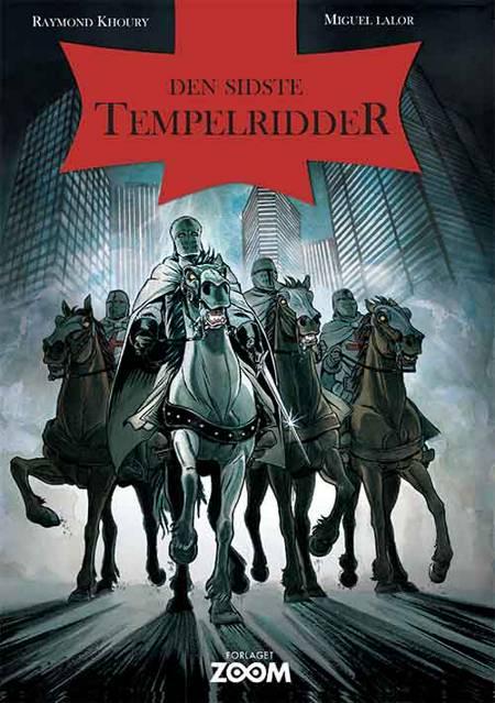 Den sidste tempelridder 1: Koden af Raymond Khoury og Miguel Lalor