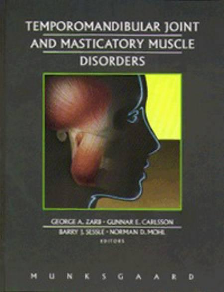 Temporomandibular joint and masticatory muscle disorders