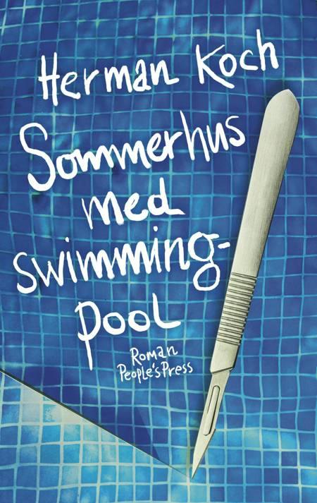 Sommerhus med swimmingpool af Herman Koch