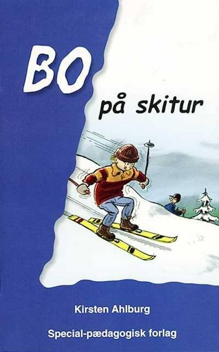 Bo på skitur