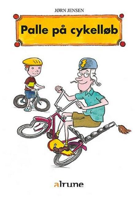 Palle på cykelløb af Jørn Jensen