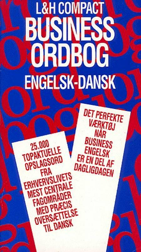Business ordbog - engelsk-dansk