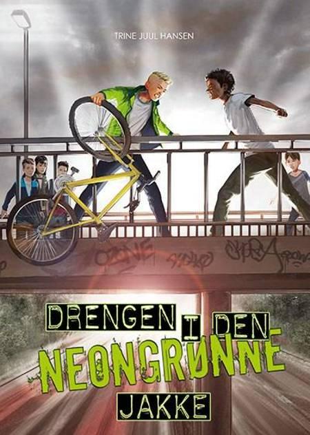 Drengen med den neongrønne jakke af Trine Juul Hansen