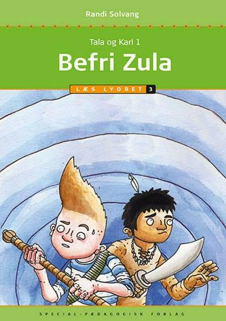 Befri Zula af Randi Solvang