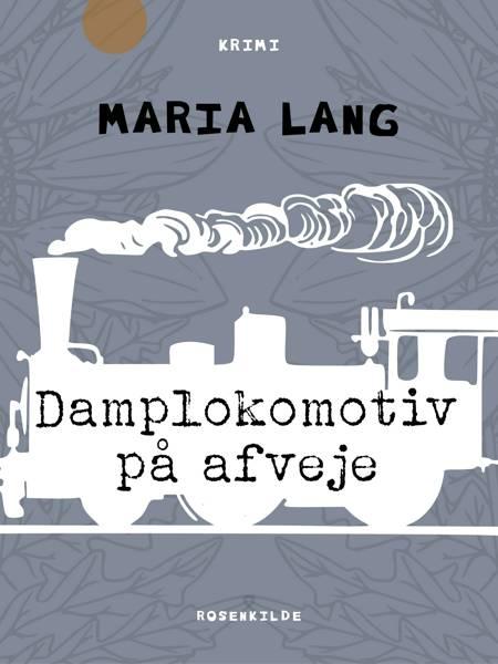 Damplokomotiv på afveje af Maria Lang