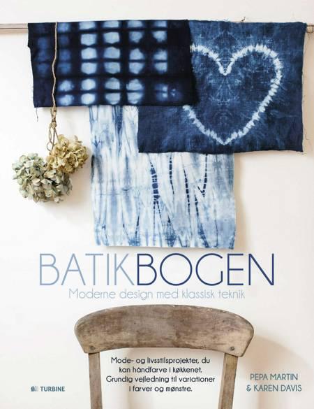 Batikbogen af Pepa Martin og Karen Davis