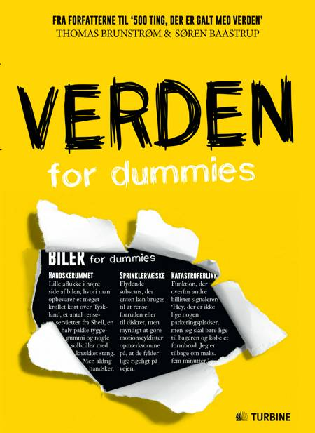 Verden for dummies af Søren Baastrup og Thomas Brunstrøm