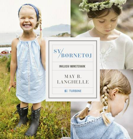 Sy børnetøj af May B. Langhelle