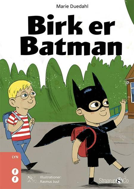 Birk er Batman af Marie Duedahl