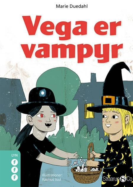 Vega er vampyr af Marie Duedahl
