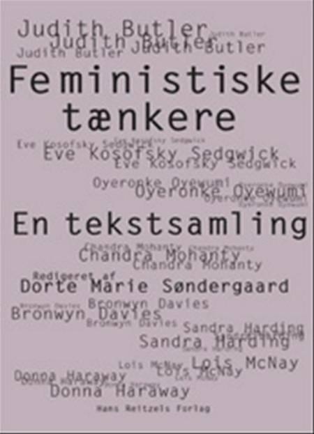 Feministiske tænkere af Dorte Marie Søndergaard