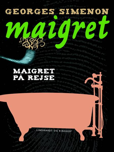 Maigret på rejse af Georges Simenon
