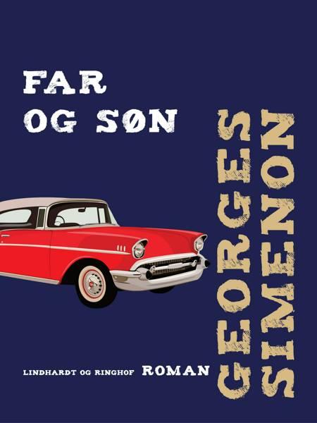 Far og søn af Georges Simenon