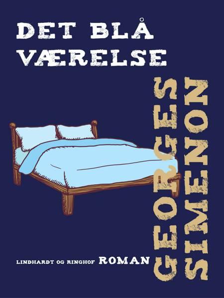 Det blå værelse af Georges Simenon