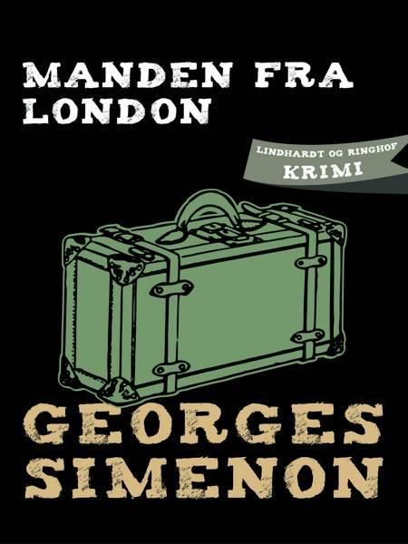 Manden fra London af Georges Simenon
