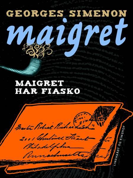 Maigret har fiasko af Georges Simenon