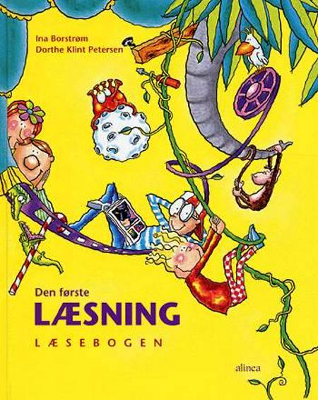 Den første læsning af Dorthe Klint Petersen, Ina Borstrøm og Ina Borstrøm Dorthe Klint Petersen
