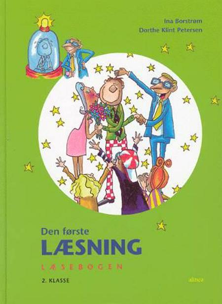 Den første læsning, 2 af Dorthe Klint Petersen, Ina Borstrøm og Dorthe Klint Pedersen