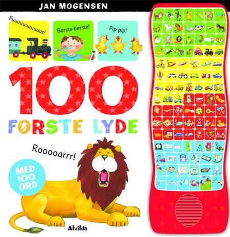 100 første lyde (med 100 ord) af Jan Mogensen