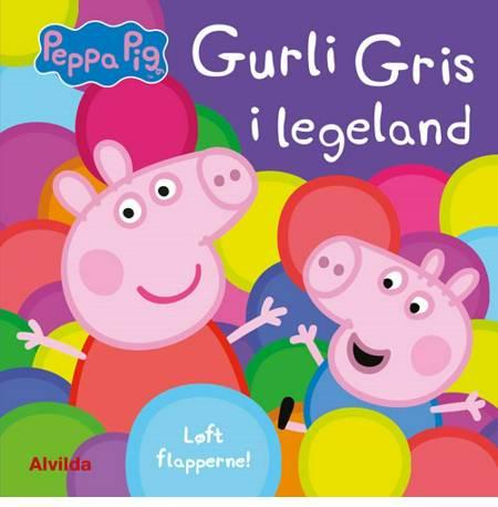 Peppa Pig - Gurli Gris i legeland - Løft flapperne