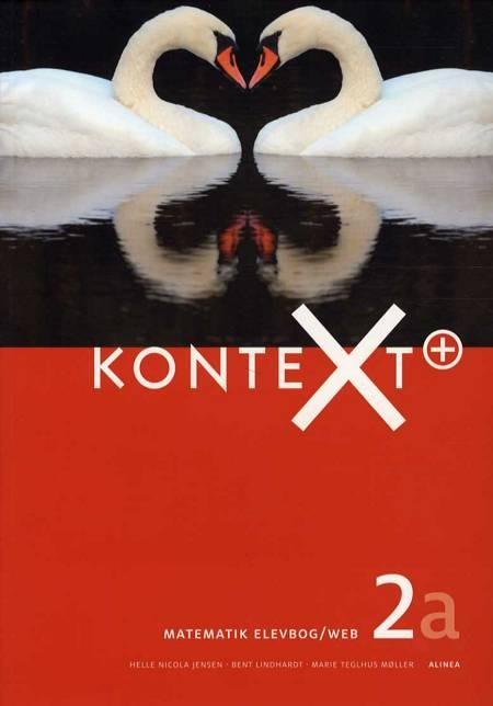 Kontext+ 2¤A af Bent Lindhardt, Marie Teglhus Møller og Helle Nicola Jensen