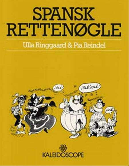 Spansk rettenøgle af Ulla Ringgaard og Pia Reindel
