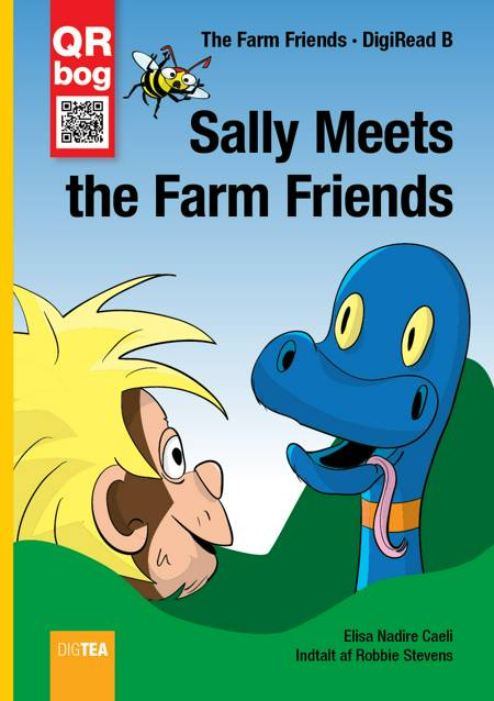 Sally Meets the Farm Friends - Engelsk af Elisa Nadire Caeli