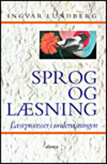 Sprog og læsning af Ingvar Lundberg