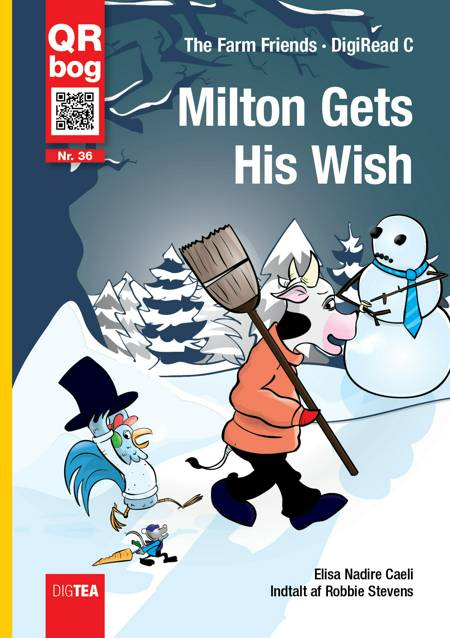 Milton Gets His wish af Elisa Nadire Caeli