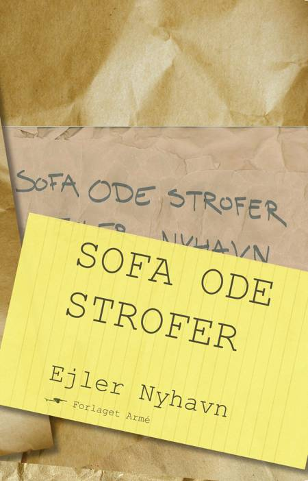 Sofa Ode Strofer af Ejler Nyhavn