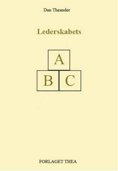 Lederskabets ABC af Dan Theander