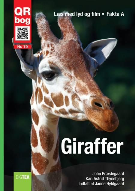 Giraffer - Læs, lyt og se af John Præstegaard og Kari Astrid Thynebjerg