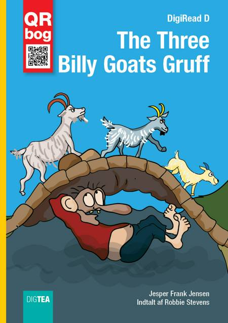 The Three Billy Goats Gruff af Jesper Frank Jensen