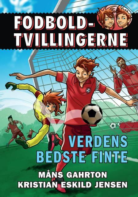 Fodboldtvillingerne: Verdens bedste finte (2) af Måns Gahrton