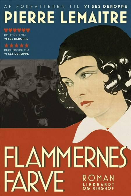 Flammernes farve af Pierre Lemaitre