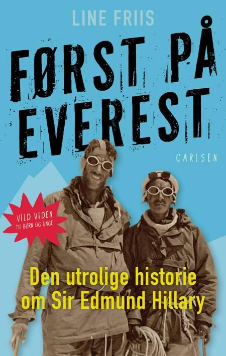 Først på Everest af Line Friis Frederiksen