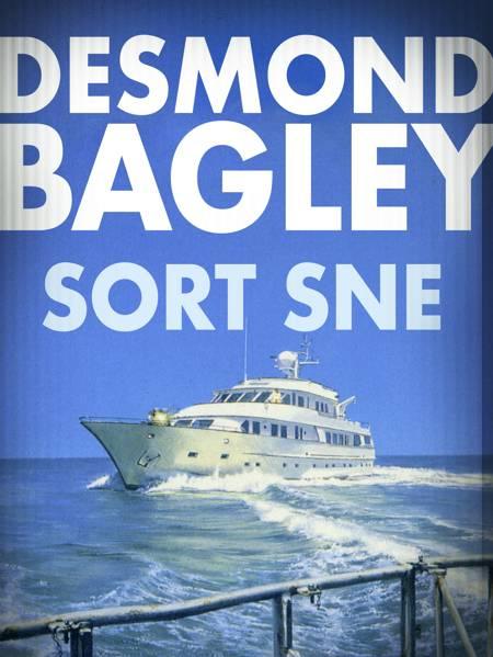 Sort sne af Desmond Bagley
