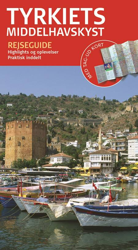 Tyrkiets middelhavskyst af Hans E. Latzke