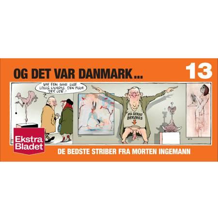 Og det var Danmark 13 af Morten Ingemann