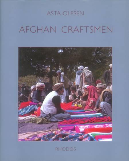 Afghan craftsmen af Asta Olesen