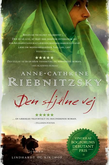 Den stjålne vej af Anne-Cathrine Riebnitzsky