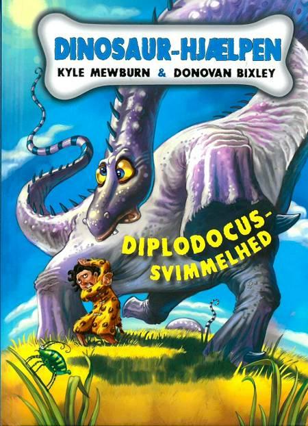 Diplodocus svimmelhed af Kyle Mewburn