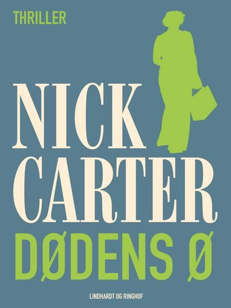 Dødens ø af Nick Carter