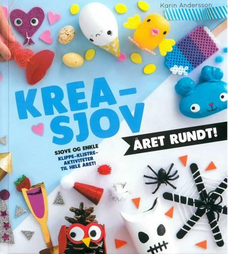 Krea-sjov året rundt! af Karin Andersson