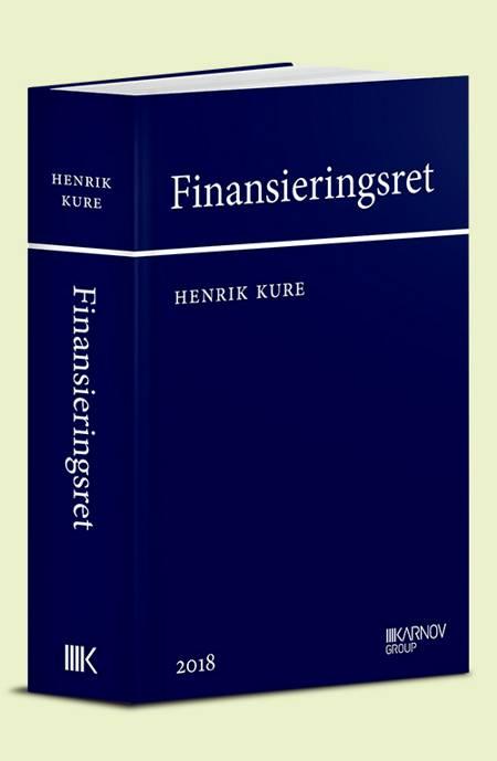 Finansieringsret af Henrik Kure