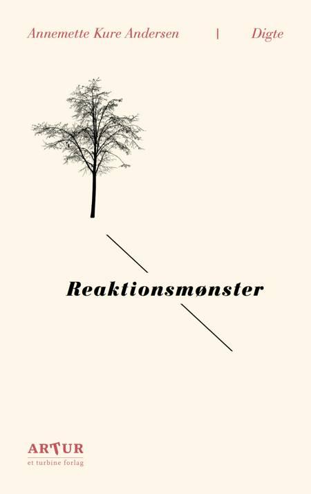 Reaktionsmønster af Annemette Kure Andersen