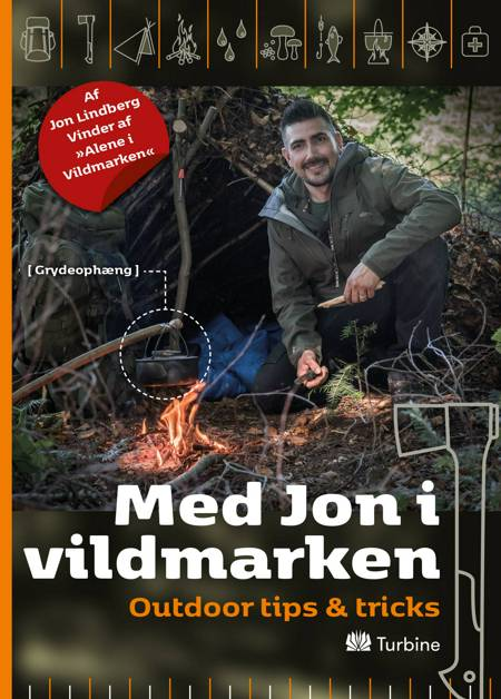 Med Jon i Vildmarken af Kasper Tveden og Jon Lindberg
