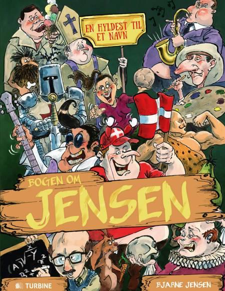 Bogen om Jensen af Bjarne Jensen